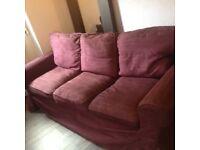 IKEA 3 seat sofa