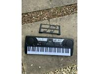 61 key Digital electronic keyboard