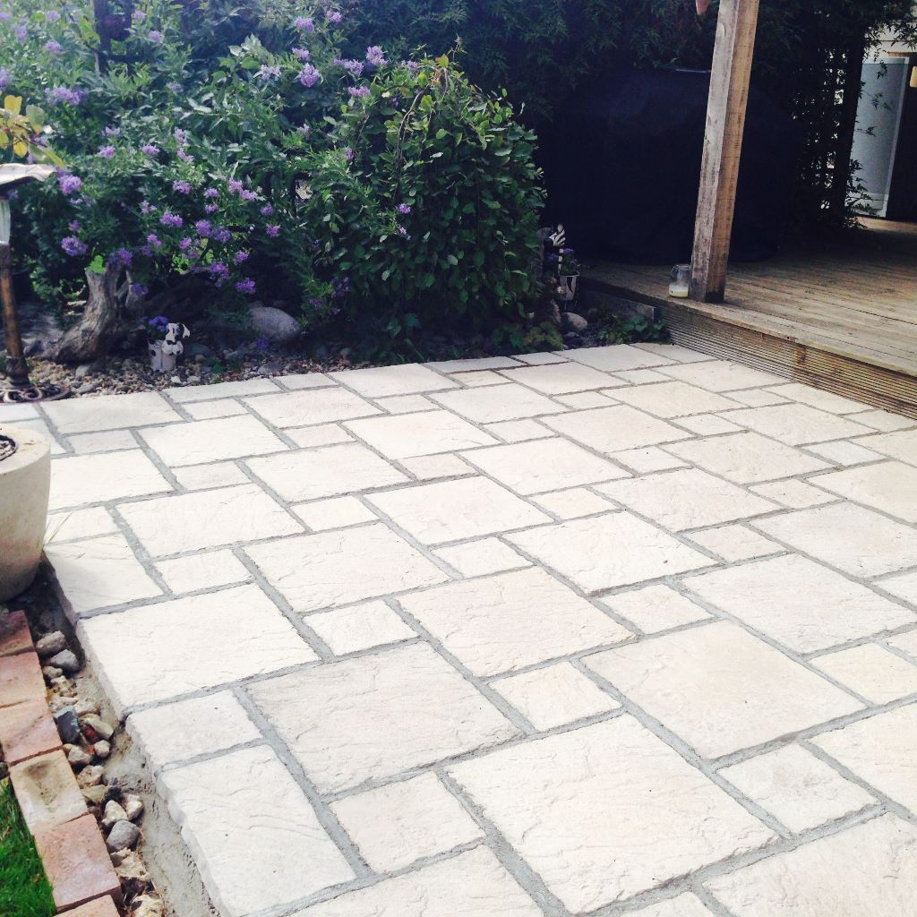 Superieur Patio Slabs, Paving Slabs, Trade Pack Or Individual £130 For 10 Meters  Squared
