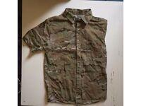 Mark Thomas Taylor Short sleeved Shirt size M