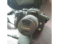 Lumix G1 DSLR Camera