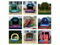 Bouncy castle Hire Manchester 07463255077