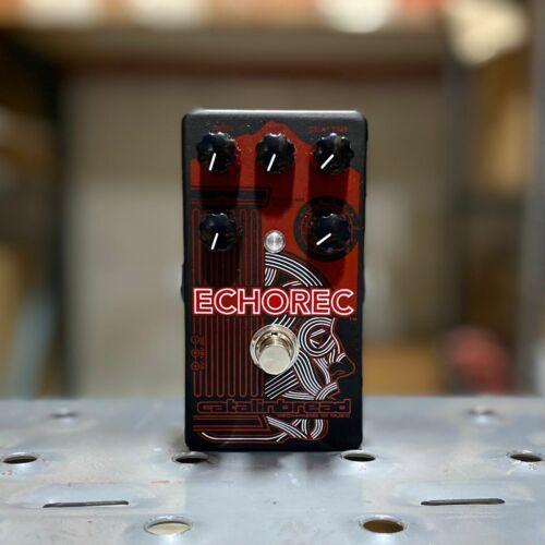 Catalinbread Echorec Echo Pedal Guitar Black Limited Edition - MAKE OFFER!