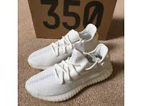 New yeezy boost all whites V2 350