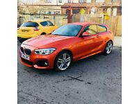 2015 BMW 118i M Sport 65reg (NEW SHAPE) Salvage Damaged Repairable 1 series