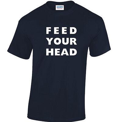 Alice Im Wunderland T-Shirt Jefferson Airplane Inspiriert Bildung Learn Drogen (Jefferson Airplane T-shirt)
