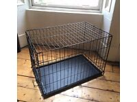 Collapsible Crate for Dog/Cat,