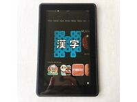 Kindle fire 8GB in perfect condition