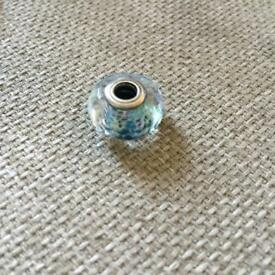 Pandora glass charm