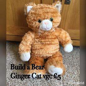 """BUILD A BEAR """"BEAR FACTORY"""" items lots to see all individually priced FOR SALE """"happy to post"""""""