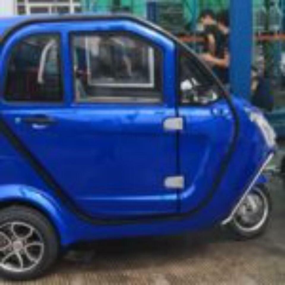 Elektro kabinenroller