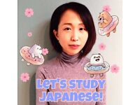 "JAPANESE LESSONS ( Cambridge ) with ""Introduction Video"""