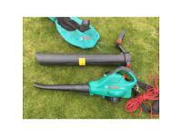 Bosch garden vacuum/leaf blower
