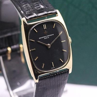 1950's VACHERON & CONSTANTIN REF 7813 18K YELLOW GOLD MANUAL WIND MEN'S WATCH