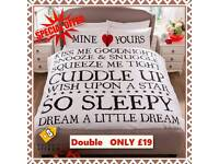 😴💤 Double Mine & Yours 💤😴