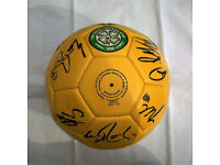 Signed Celtic Football 17/18
