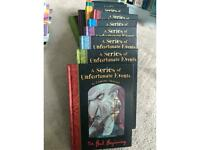 A series of unfortunate events you Lemony Snicket