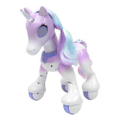 Kids Electronic Pet Interactive Remote Control Smart Robot Unicorn Toy