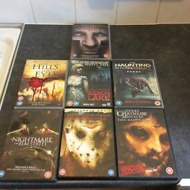 DVD horrors