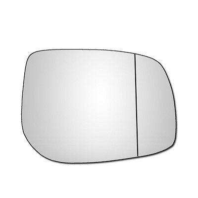 Right Hand Drivers Side Toyota Auris 2006-2014 Wide Angle Wing Door Mirror Glass