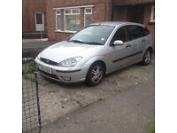 Ford Focus 1.8 tddi breaking for parts.