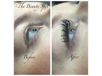 💕 Luxury Cashmere Individual Eyelash Extensions £40💕