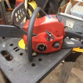 Mountfield chainsaw