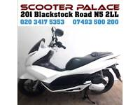Honda PCX 2013 125cc excellent condition (WE HAVE FORZA PS SH VISON NMAX XMAX)
