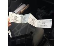 David Brent Live tickets 4x £100