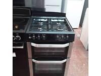 #7809 60cm Belling Dual Fuel Cooker ( 6 Month Warranty)