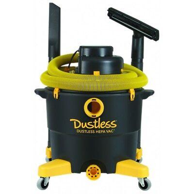 Dustless Hepa Wetdry Vacuum - D1606