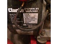 Clarke 186 bar petrol driven power washer PLS160- 7330340