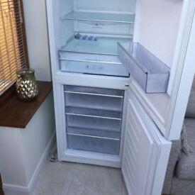 Below upright fridge freezer. 3 drawer freezer, Collect. 14 months old £150