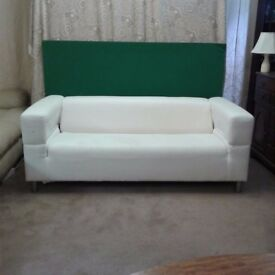 2 Seater Ikea Sofa requies sofa cover