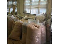 Top Quality Douglas Fir Saw Dust Wood Shavings For Pets Hamster Rabbit etc