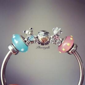 New genuine Pandora Disney charms