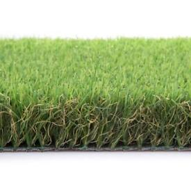 40 mm artificial grass, 4 m wide, any length cut, top quality's grass, £17.99 sq m