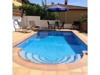Holiday apartment to rent Almuñécar Costa Tropical Andalusia Spain £250 per week Autumn /Winter2017