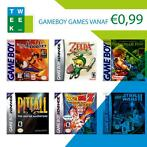 100'en games vanaf €0,99 (Gameboy) Morgen in huis - iDeal!