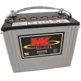 MK 79Ah mobility scooter battery - batteries - same size as 70Ah 75Ah