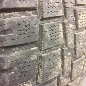 4 pneus d'hiver 235/70/16 Cooper Discoverer