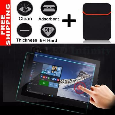 "16:9 14"" 9H Tempered Spyglass Screen Protector ~ HP/DELL/Lenovo Touchscreen Laptop"