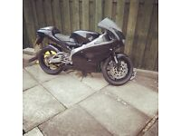 Aprillia rs125 for sale or swap