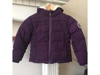 Girls Coat, 5-6 yrs