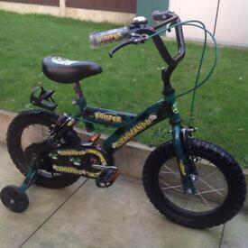 Bumper commando bike 14 inch . In very good condition.