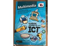 TTS multimedia learning journey with ict books