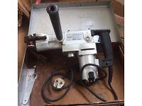 HITACHI .ROTARY HAMMER DRILL 38 mm ..240v used