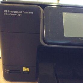 HP Photosmart all in one C309g printer