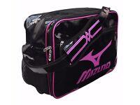 100 x Mizuno Enamel Shoulder Bags Brand New