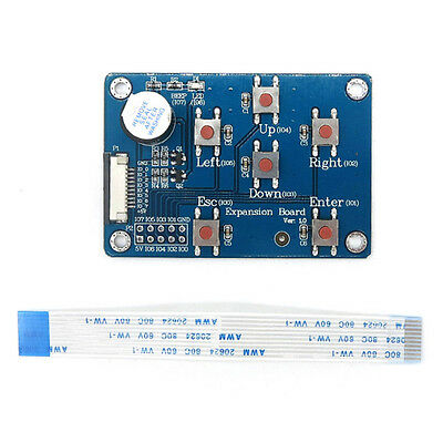 Expansion Board For Nextion Enhanced Hmi Intelligent Lcd Display Io Extended